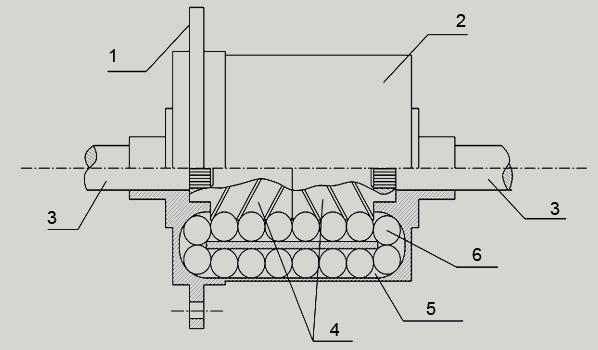 Механизм представляет собой симметричный, механический дифференциал с автоматической блокировкой. * Дифференциал не...
